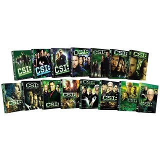 CSI: Crime Scene Investigation: Fifteen Season Pack (DVD)