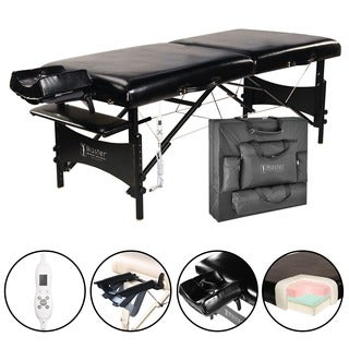 Master Massage 30-inch Galaxy Therma-top Table with Built-in Heat