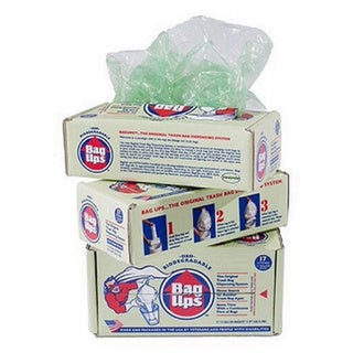 BagUps 17-count 13-gallon Trash Bags (Pack of 3)
