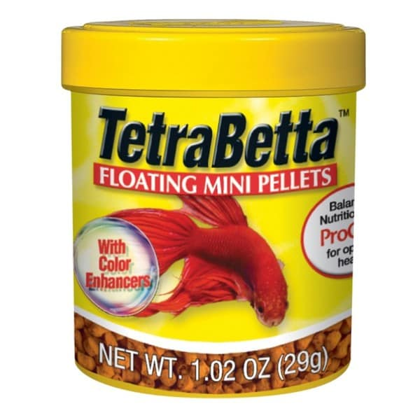 Tetra Betta Fish Pellets