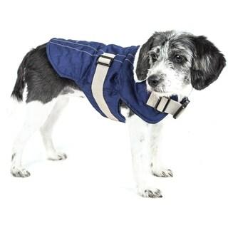 Touchdog Original Sherpa Bark Designer Dog Coat
