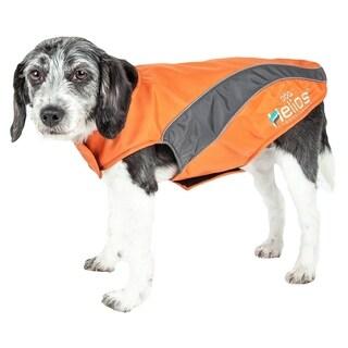 Helios Octane Softshell Neoprene Satin Dog Reflective Jacket with Blackshark Technology