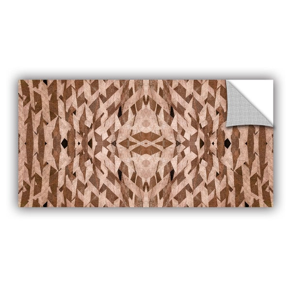 ArtAppealz Cora Niele 'Graphic' Removable Wall Art 15737352