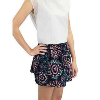 Relished Women's Cyndi Floral Skirt