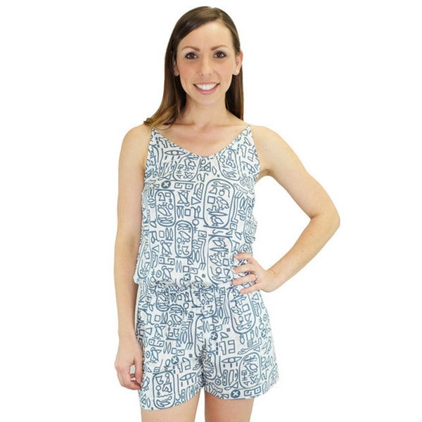 Women's Seti Playsuit