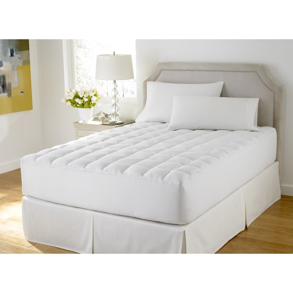 Breathe Clean & Clear Allergy Friendly Mattress Pad