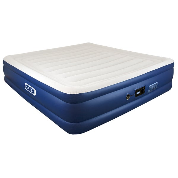 Airtek Keystone series Raised King-size Air Mattress