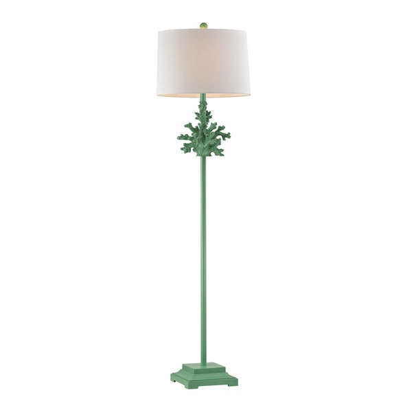Dimond White Coral Floor Lamp