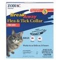 Zodiac BreakAway Flea and Tick Collar for Cats