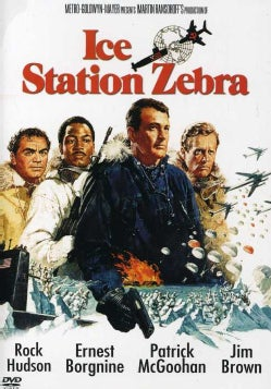 Ice Station Zebra (DVD)