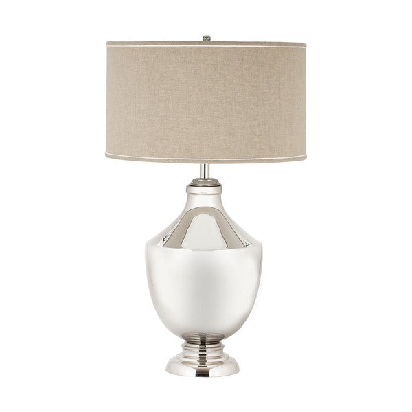 Dimond Massive Brass Urn Table Lamp