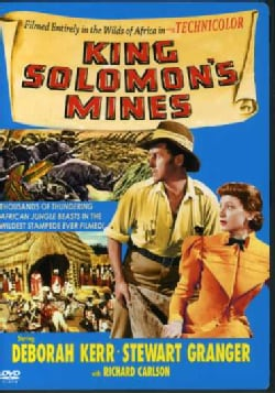 King Solomon's Mines (DVD)