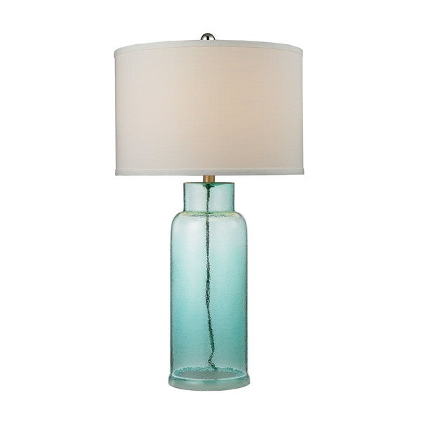 Dimond Glass Seafoam Green Table Lamp 15738915