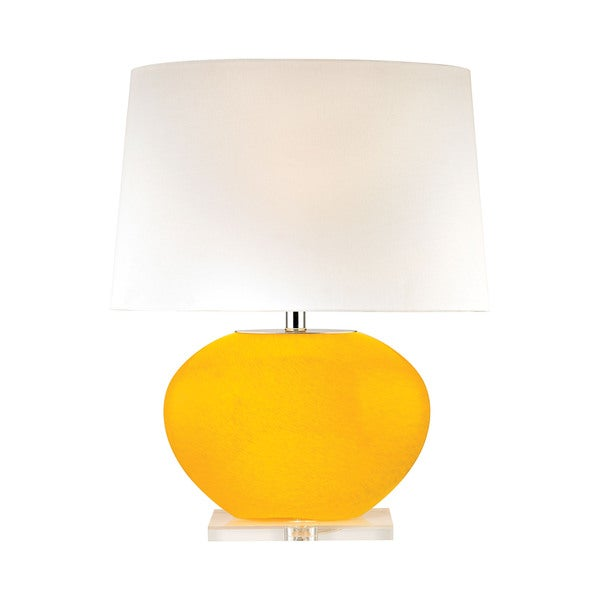Dimond Marigold Bowl Lamp