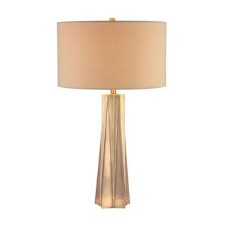 Dimond Brass Origami Lamp