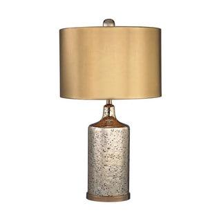 Dimond Gold Mercury Metallic Shade Lamp