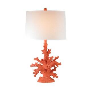 Dimond White Coral Lamp