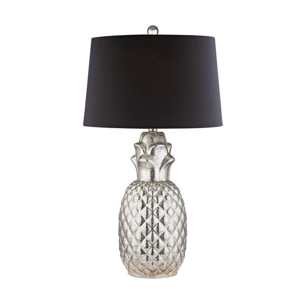 Dimond Mercury Black Pineapple Dimond Mercury Lamp