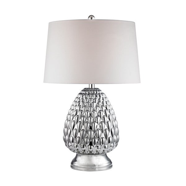 Dimond Mercury White Acorn Dimond Mercury Lamp
