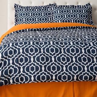 Westbury Garden Geo 4 Piece Comforter Set