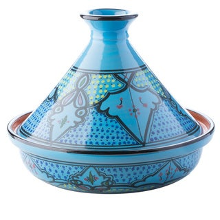Le Souk Ceramnique Cookable Tagine-30 Sabrine Design Cooking Pot
