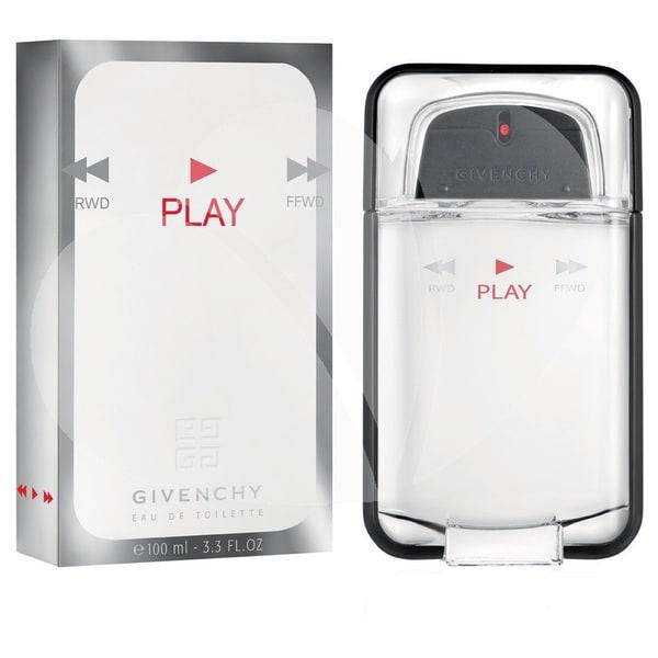 Givenchy Play 3.4-ounce Eau de Toilette Spray