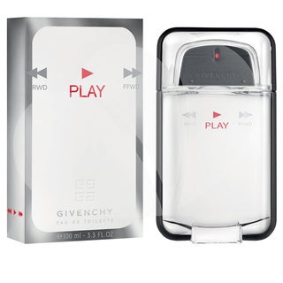 Givenchy Play 3.4-ounce Eau de Toilette Spray