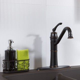 Fasade Rib Gloss White 18-square Foot Backsplash Kit