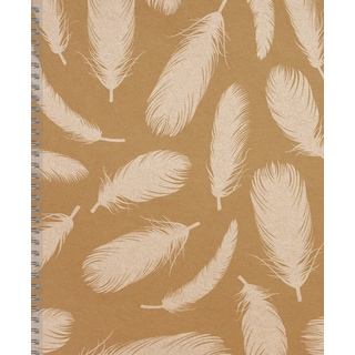 July 2015 - June 2016 Academic Feathers Perfect Planner