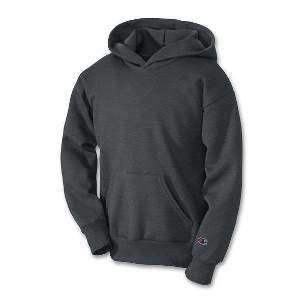 Champion Youth Double Dry Action Fleece Pullover Hood 15740673