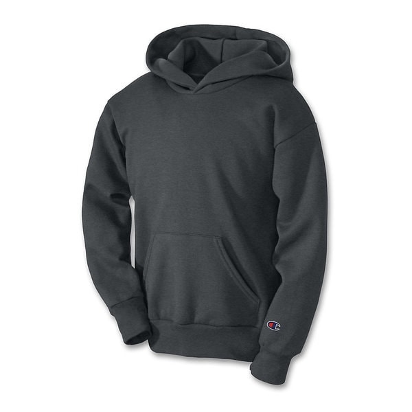 Champion Youth Double Dry Action Fleece Pullover Hood 15740655