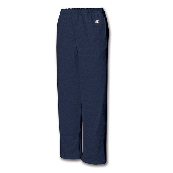 Champion Youth Double Dry Action Fleece Open Bottom Pant 15740759