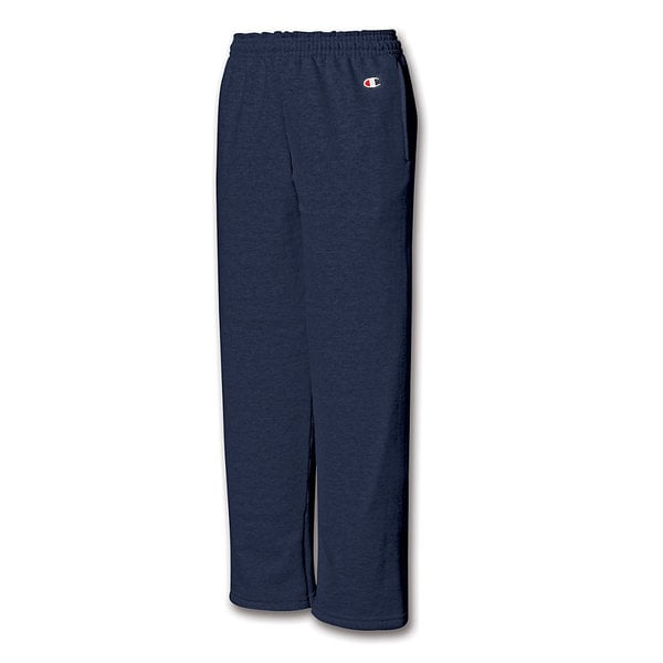 Champion Youth Double Dry Action Fleece Open Bottom Pant 15740750