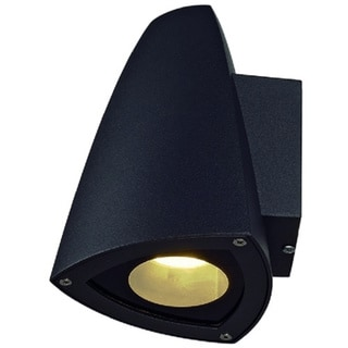 SLV Lighting CONE GU10 Outdoor Wall Lamp