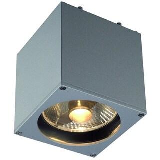 SLV Lighting Big Theo Silver Ceiling Lamp