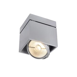 SLV Lighting Kardamod Surface Square ES111 Single Ceiling Lamp