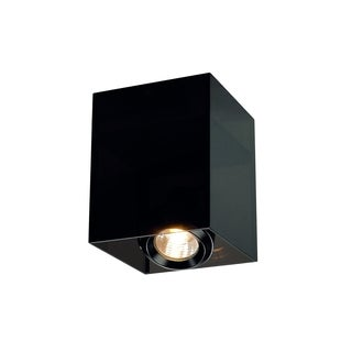 SLV Lighting Acrylic Box Single GU10 Ceiling Lamp