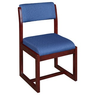 Belcino Wood Sled Base Chair
