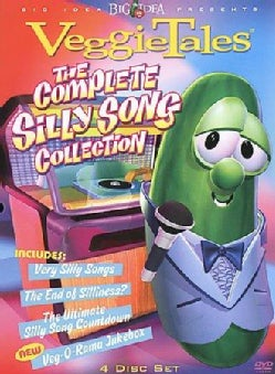 Veggie Tales: The Complete Silly Song Collection (DVD)