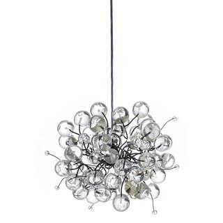 Luna Crystal Glam Beads Pendant Hanging Light