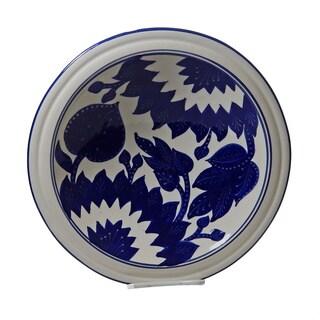 Le Souk Ceramique Jinane Design Small Serving Bowl