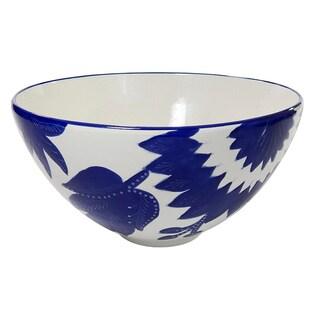 Le Souk Ceramique Jinane Design Deep Salad Bowl