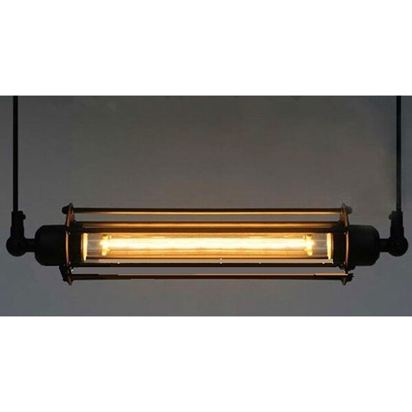 Azure 1-light Adjustable Height Edison Pendant