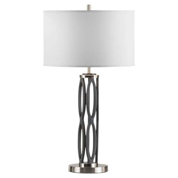 August Linen Table Lamp