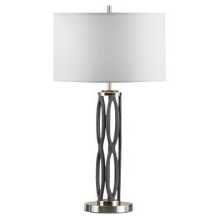 August Linen Table Lamp