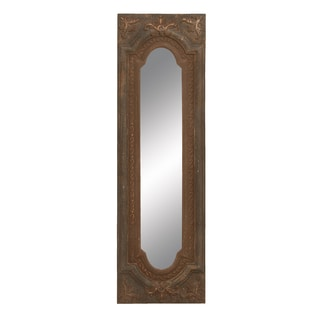 Arched Rectangular Wall Mirror
