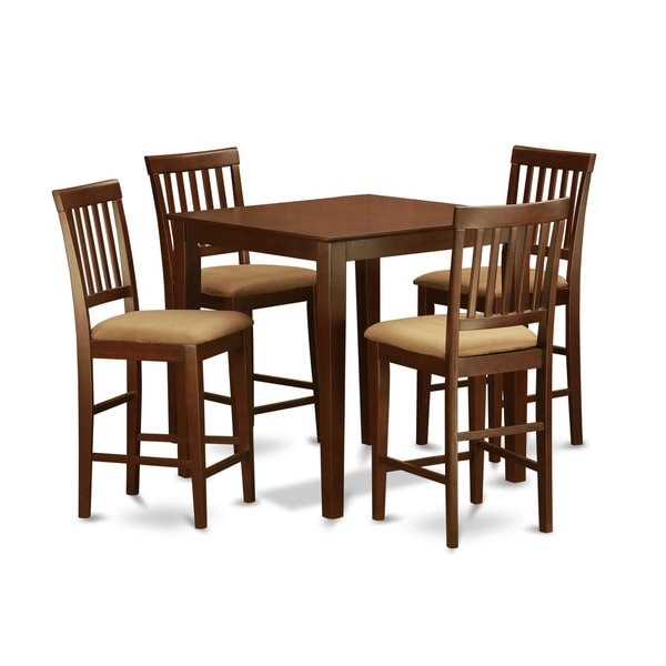 height table set gathering table set and 2 kitchen counter chairs