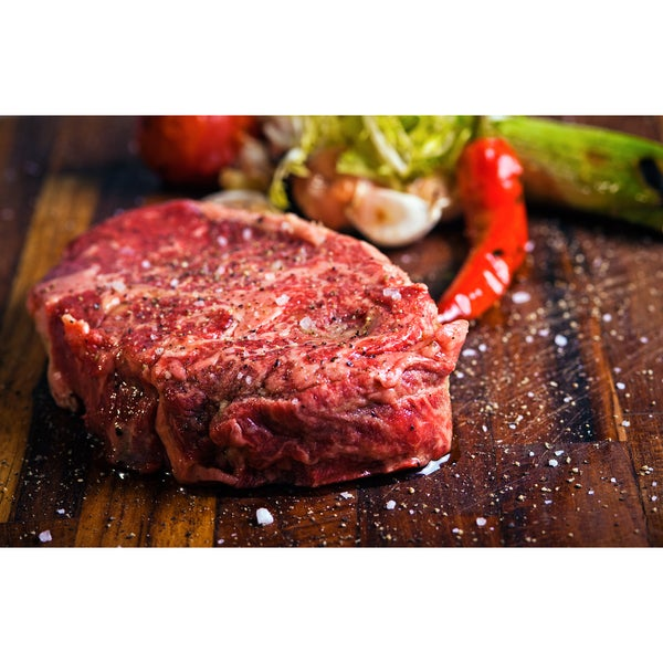 Elephant Grocers 10-ounce Grass-fed Summer Sirloin (Pack of 12)