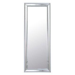 Abbyson Living Venice Rectangle Studded Leaning Floor Mirror