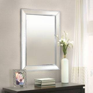 Abbyson Living Venice Rectangle Wall Mirror